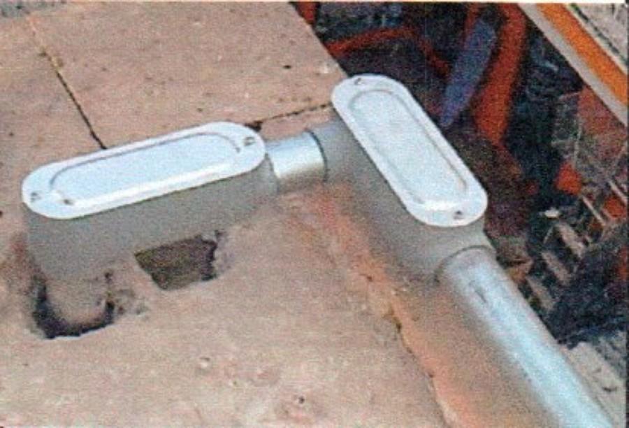 Instalacion de ductos y conductores electricos