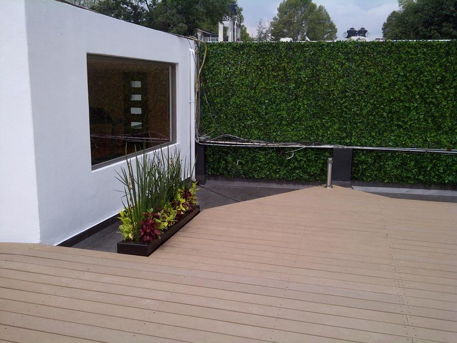 deck terraza residencia san francisco ideas pisos madera