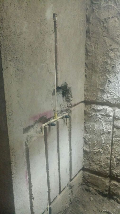 Plomeria en casa habitaci n ideas construcci n casa for Como instalar llaves de regadera