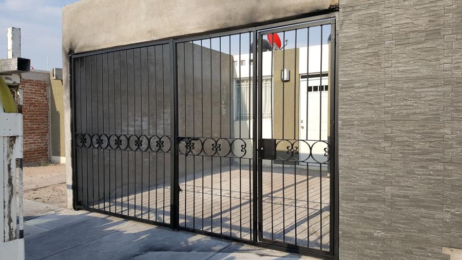 Proyectos generales ideas construcci n casa - Pintura para rejas ...