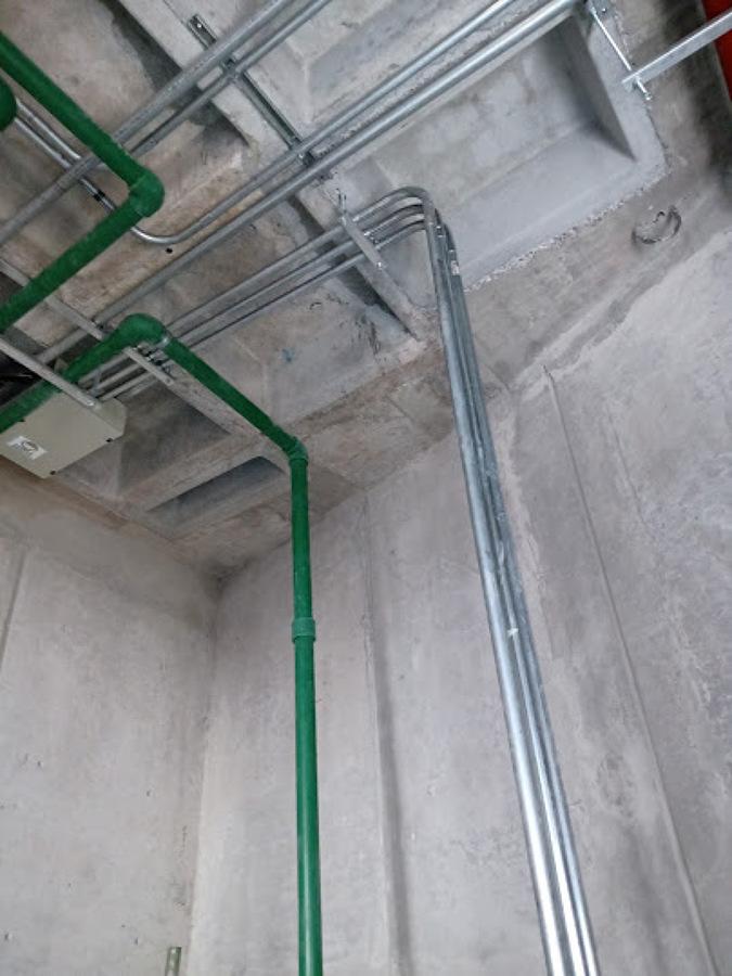 Instalación de Sistema Hidráulico