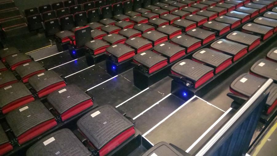 instalacion iluminacion teatro