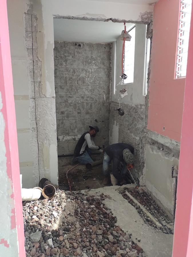 Instalación sanitaria eléctrica e hidráulica