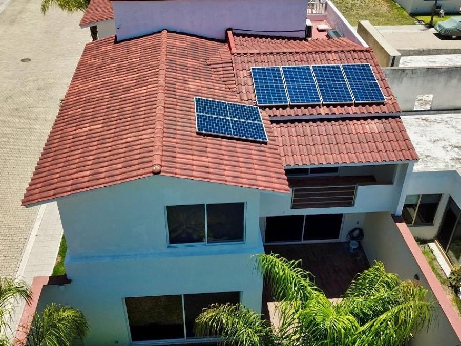 Instalación solar en Querétaro