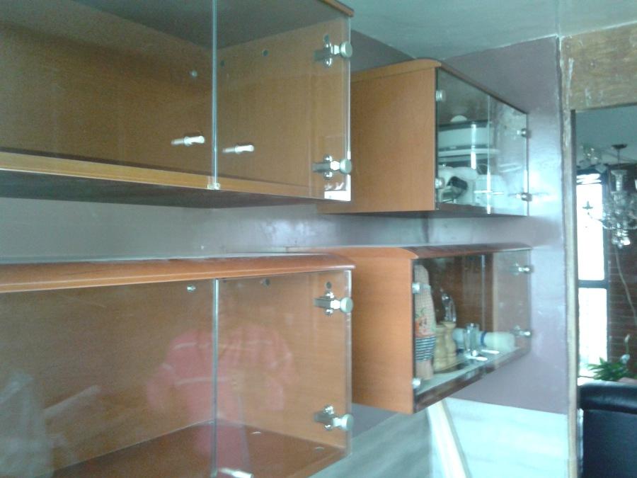 Remodelaci n completa de cocina en casa habitacional - Instalacion de puertas de madera ...