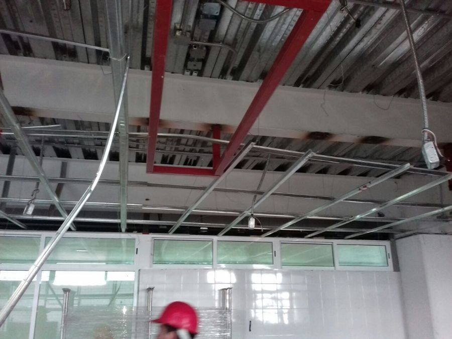 Instalaciones eléctricas y extracción