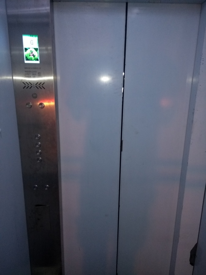 Interior de cabina
