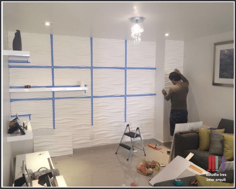 Foto interiorismo de estudio tres inter arquit 263344 - Tres estudio ...