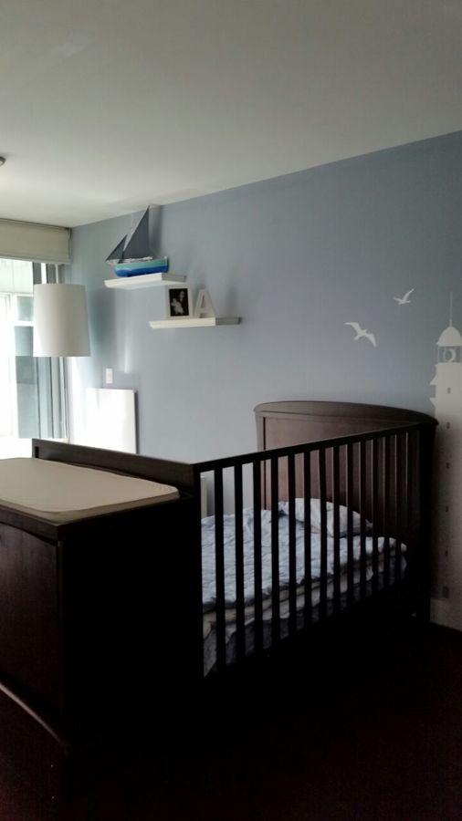 Interiorismo cuarto bebé