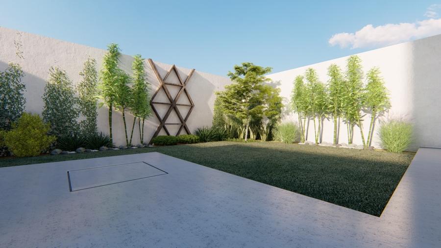 Jardín Residencial.
