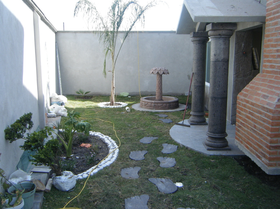 jardinera exterior