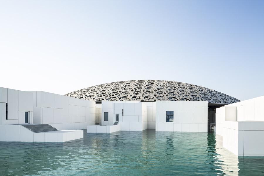 jean nouvel Abu Dhabi Louvre