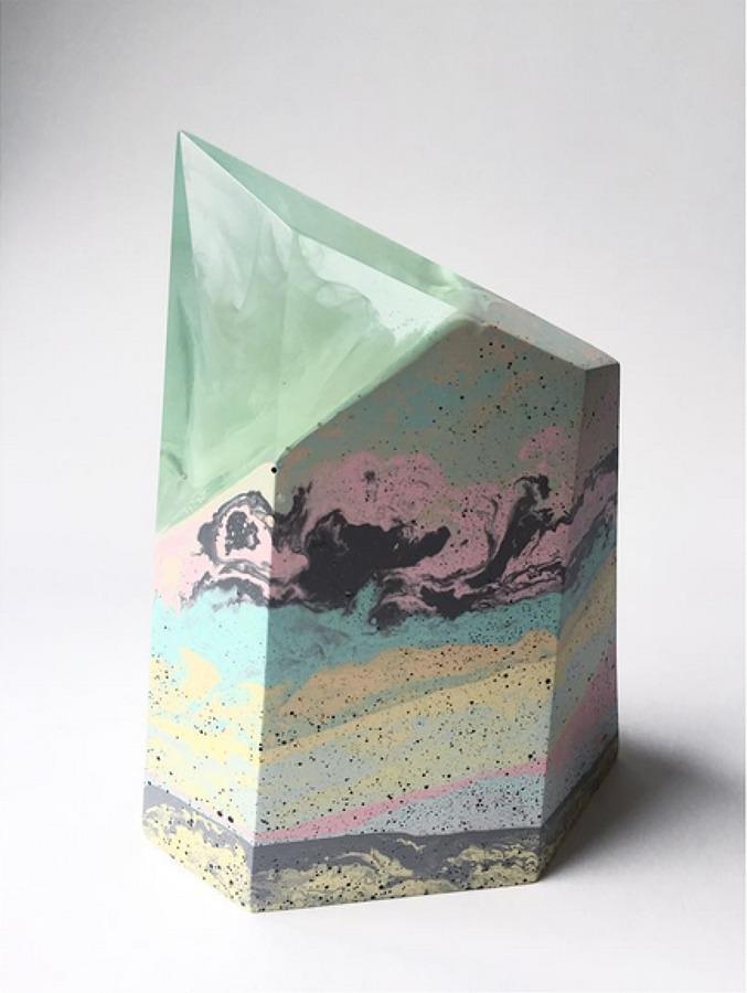 Jesmonite para escultura