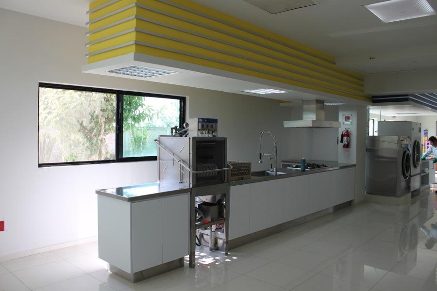 Laboratorio de Pruebas. Cocina
