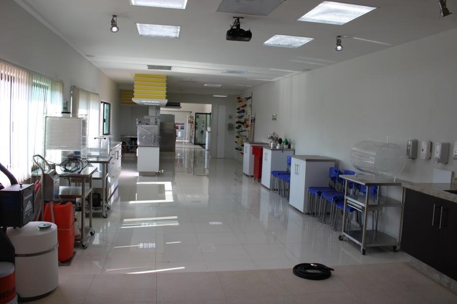 Laboratorio de Pruebas. Gran Salón