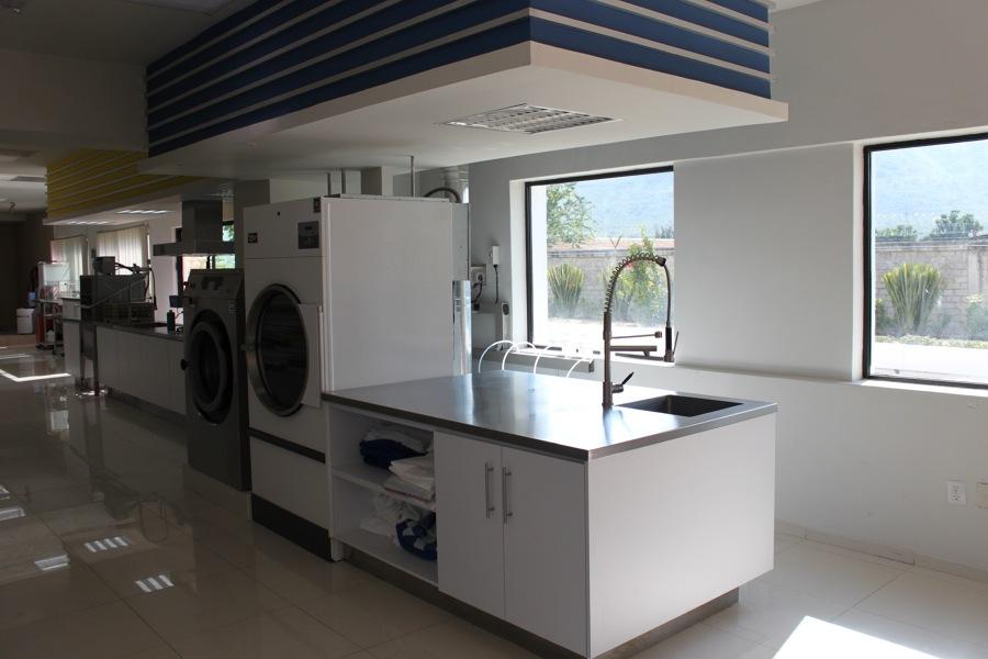 Laboratorio de Pruebas. Lavandería