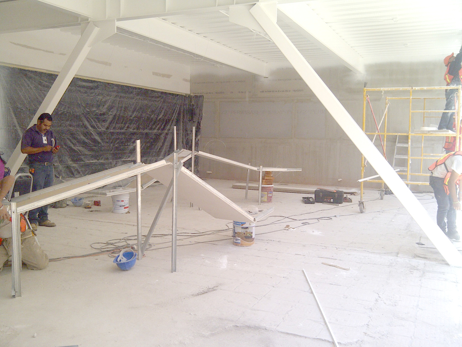 Laboratorio Fisioterapia UNITEC Ecatepec
