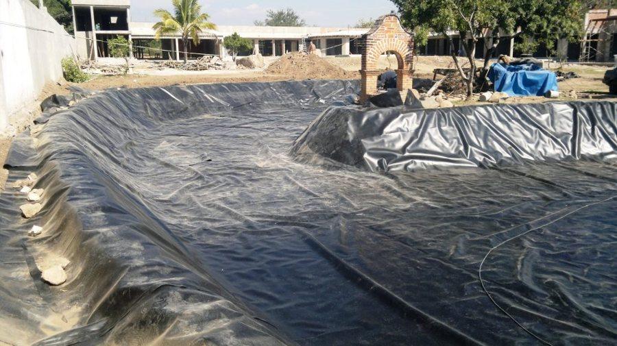 lagos artificiales ideas materiales de construcci n