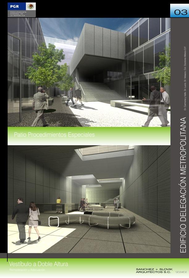 Foto laminas de presentacion de proyecto de taller de for Laminas arquitectura
