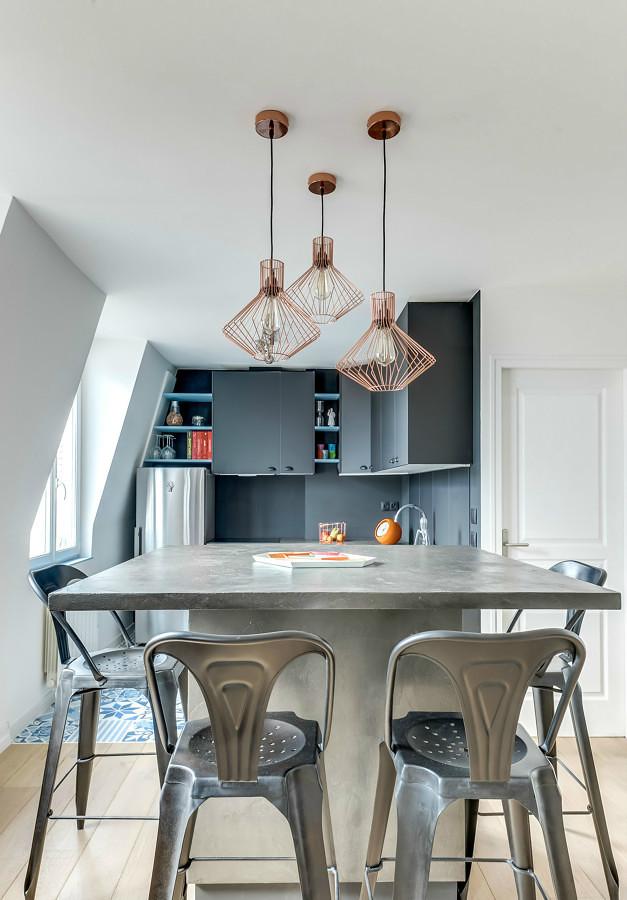 Foto lamparas colgantes techo 187794 habitissimo - Lamparas colgantes para cocina ...