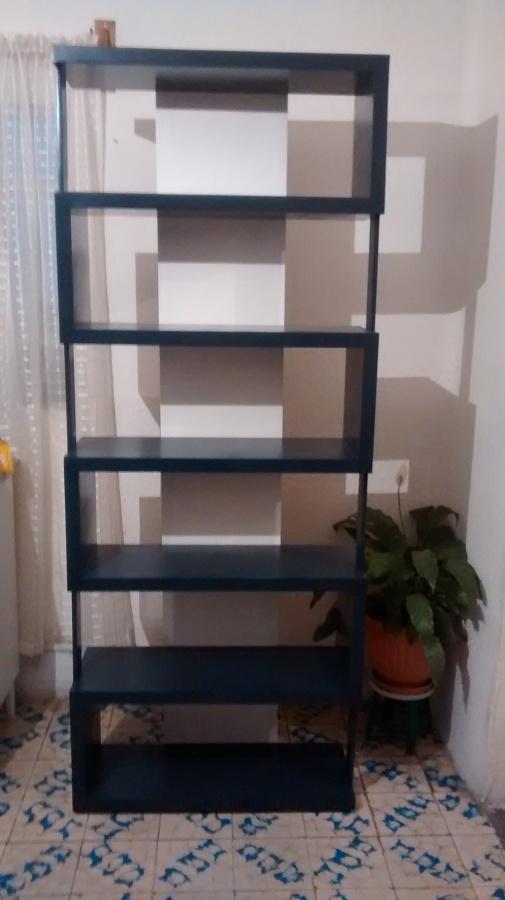 Foto libreros minimalistas de creacionesek 117533 for Libreros minimalistas para oficina