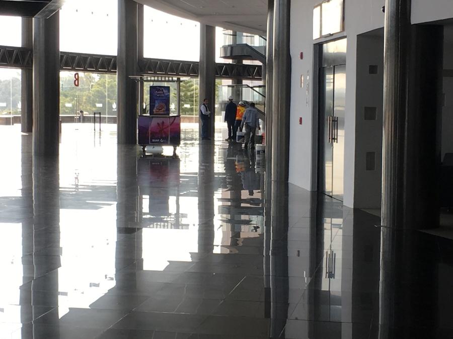 Limpieza de cristales y pisos
