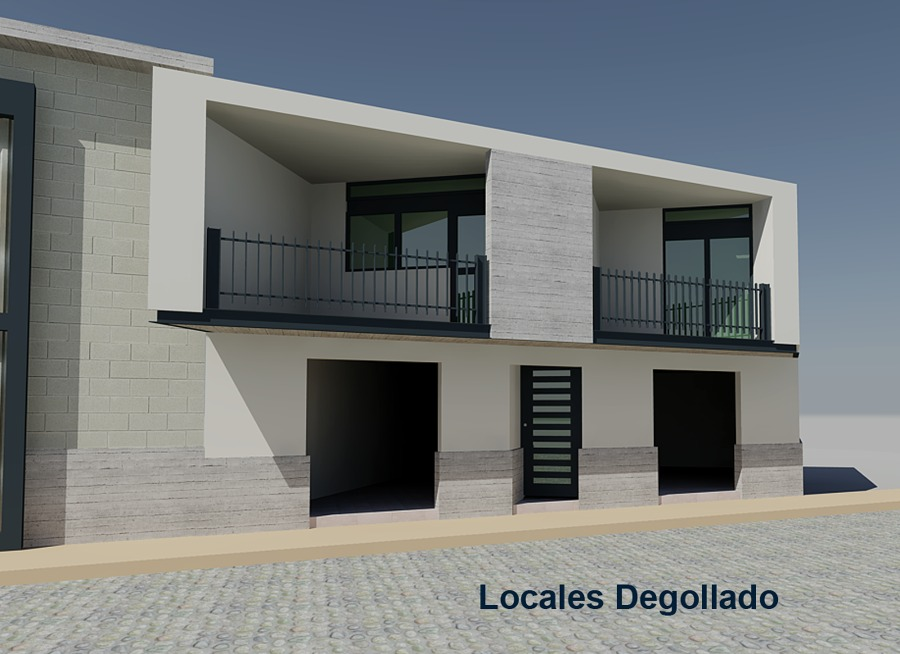 Foto locales comerciales de pallares arquitectos 65838 - Diseno locales comerciales ...