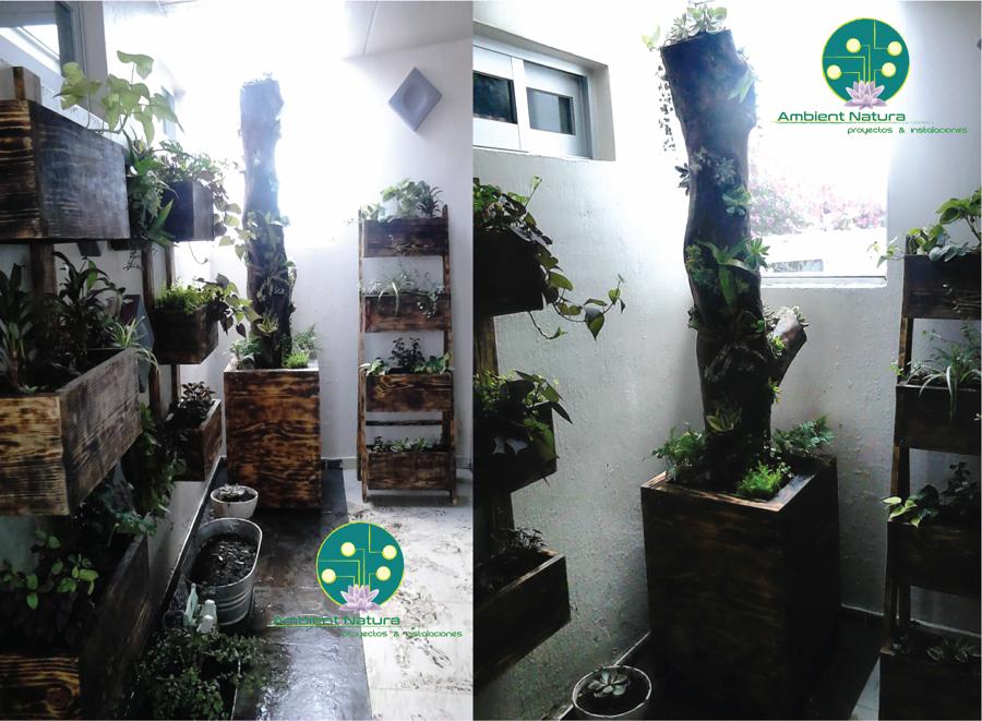 Lumber Garden Ambient Natura