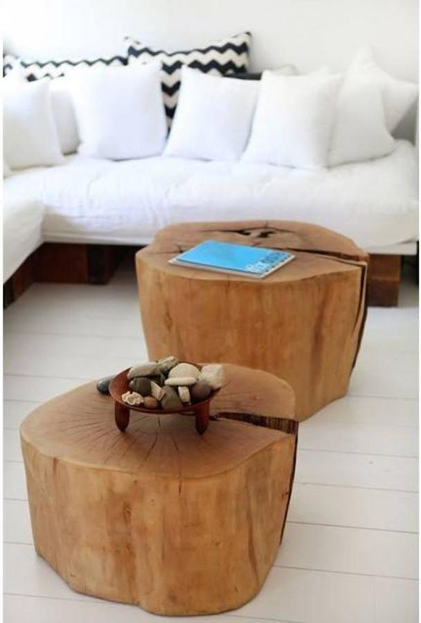 mesitas de madera