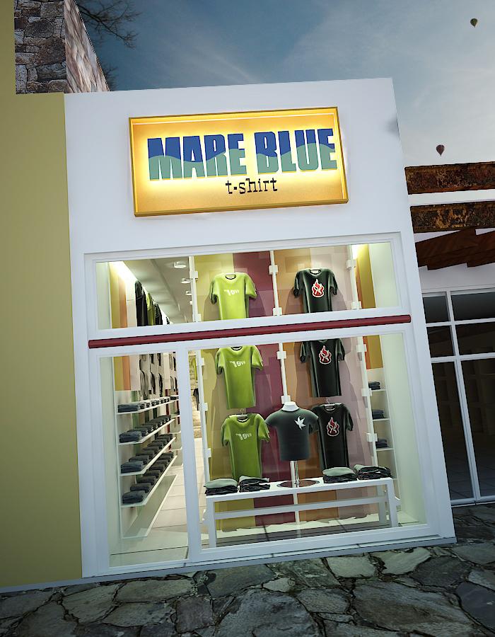 Mare Blue Store