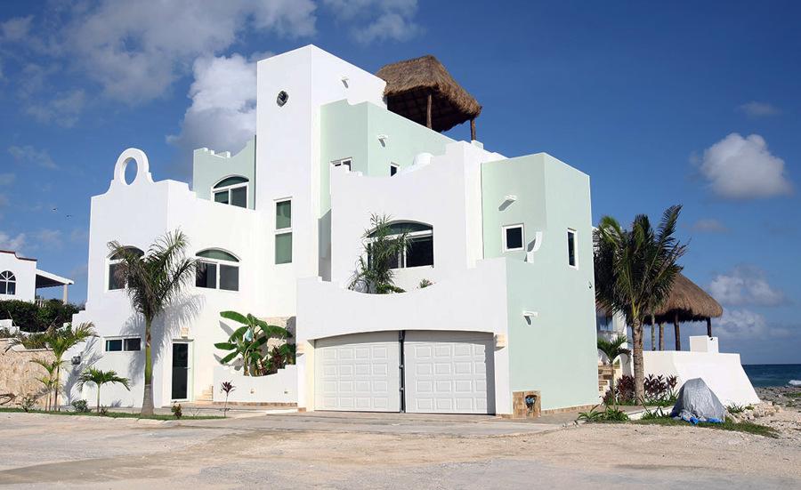 Mediterranean - Caribbean architecture
