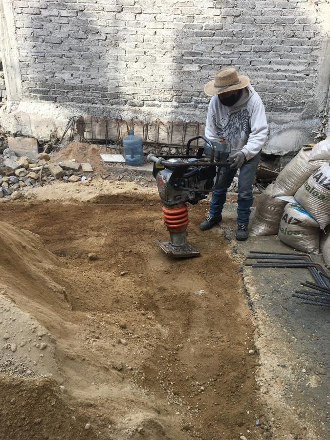 Mejoramiento de terreno