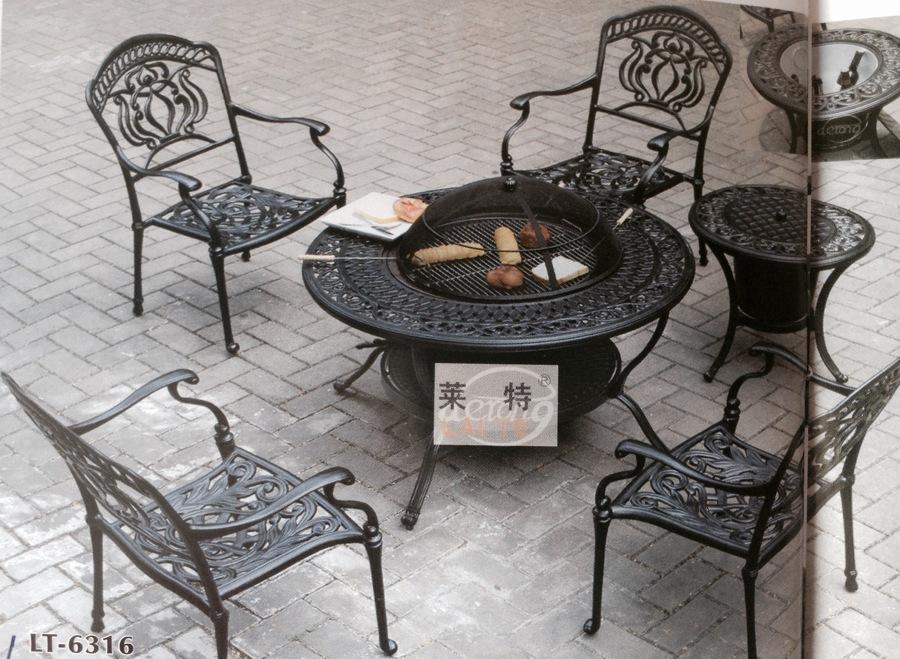 Catalogo de muebles exterior ideas materiales de for Asador para jardin