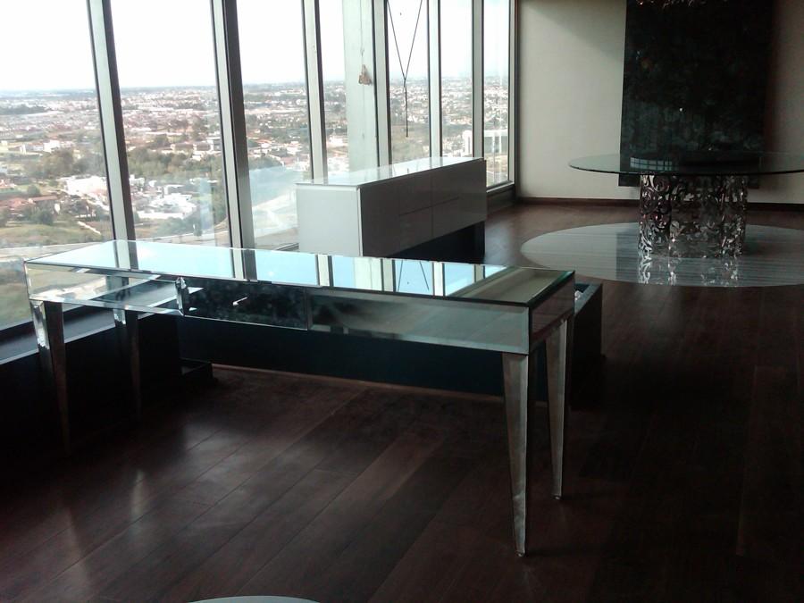 mesa de luna bicelada