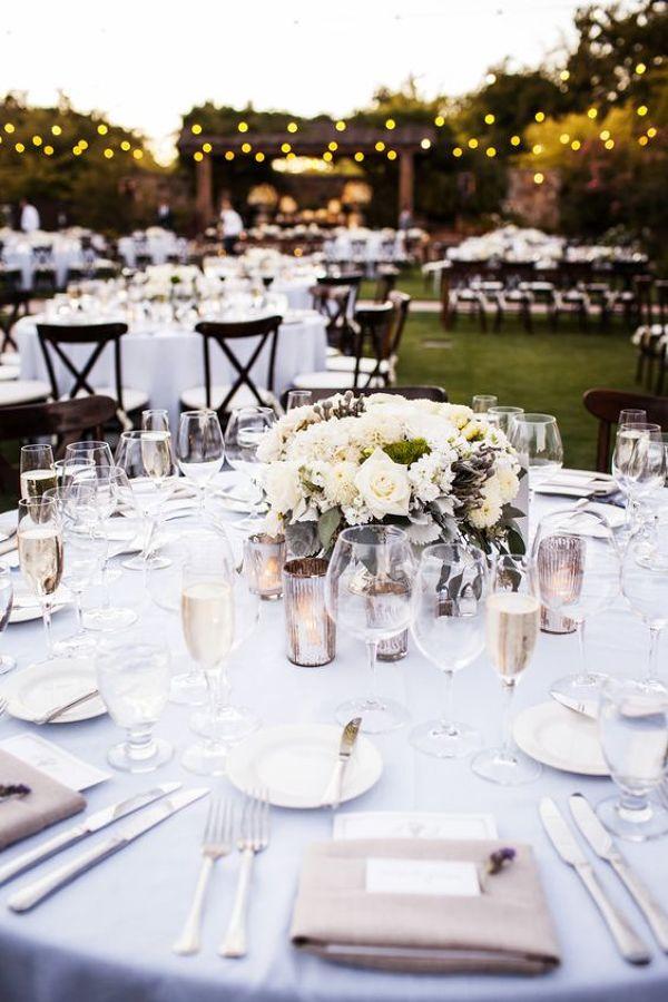 Mesas decoradas boda