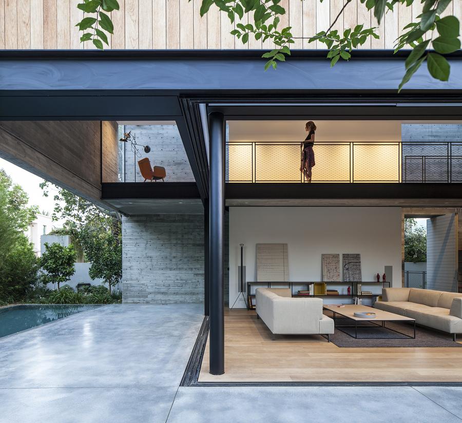 Microcemento en la terraza 5 ideas para introducirlo sin - Microcemento para exterior ...