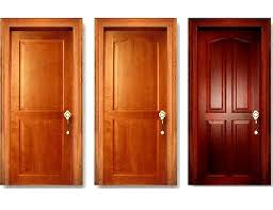 Foto modelo de puertas de jose luis garcia domingues for Modelos de puertas principales para casas
