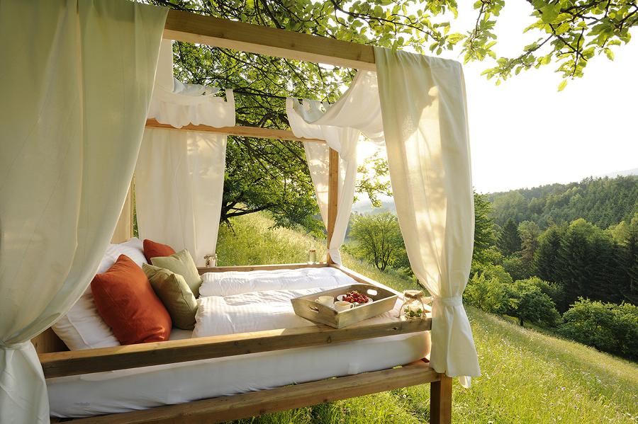 Mosquitero para cama exterior