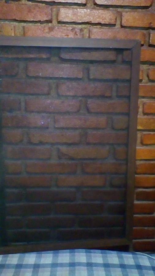 Mosquitero corredizo color nogal línea europea