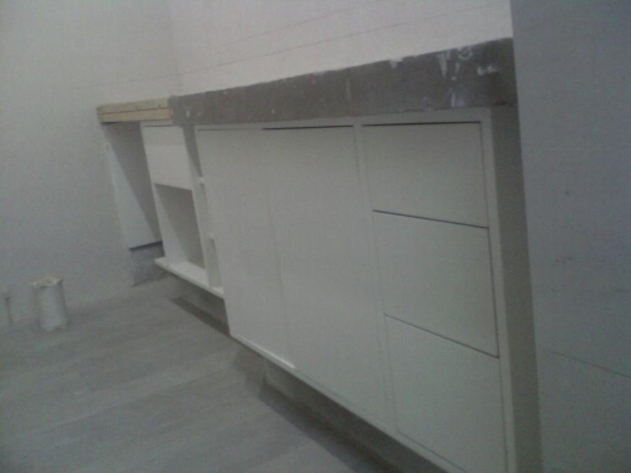 Foto mueble de ba o 1 de carpinter a y barniz Muebles de bano queretaro