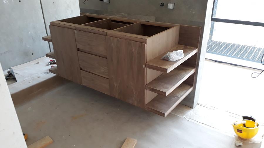 Foto mueble de ba o2 de maderas y formas 242972 Muebles de bano queretaro