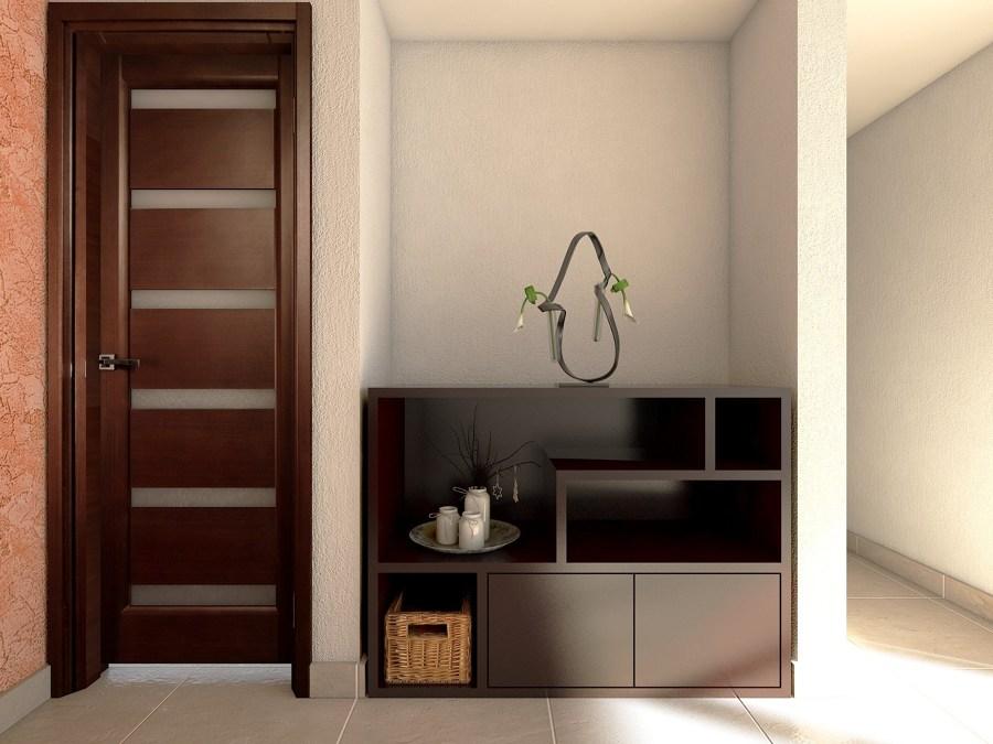 Mueble de TV diseñado por el usuario