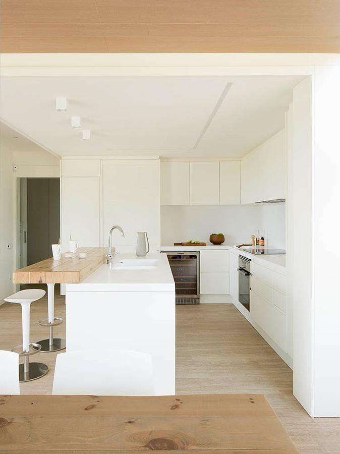 Foto Mueble Multifuncional en Blanco #154176  Habitissimo