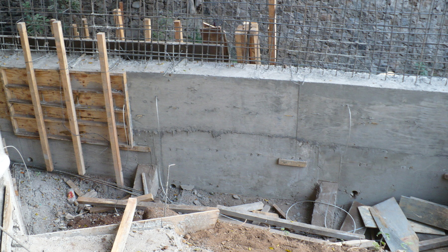 Foto muro de contenci n 6 de g g dise o 64411 - Muros de contencion de piedra ...