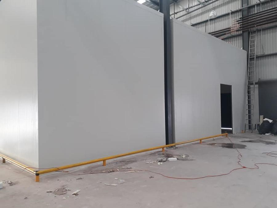 muro de panel