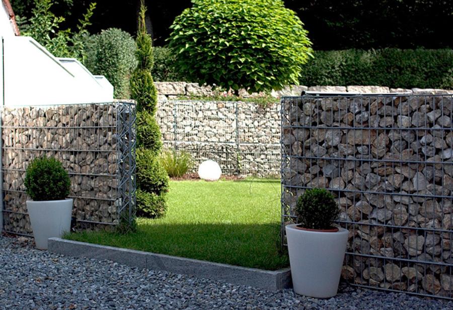 Foto Muro Gavion de Inframich 200851 Habitissimo