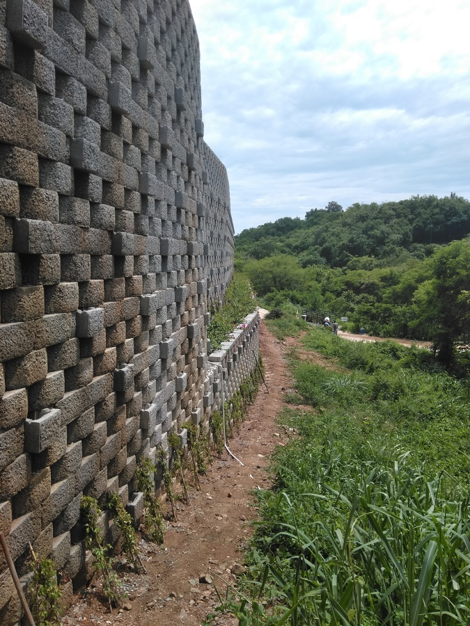 muro keystone