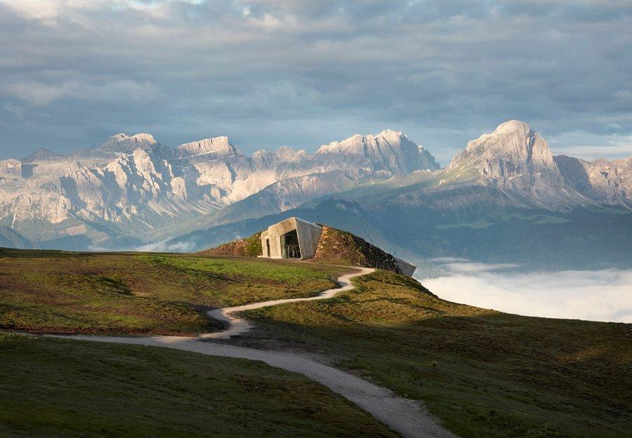 Museo de la Montaña Messner Corones