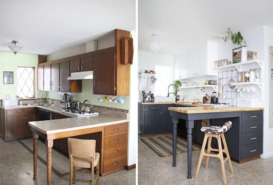 foto antes y despu s cocina 213192 habitissimo On como reformar una cocina sin gastar mucho dinero