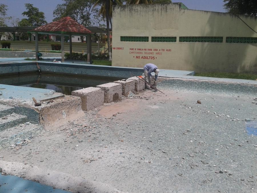 Foto de piscinas del sureste 155246 habitissimo for Construccion de piscinas en mexico